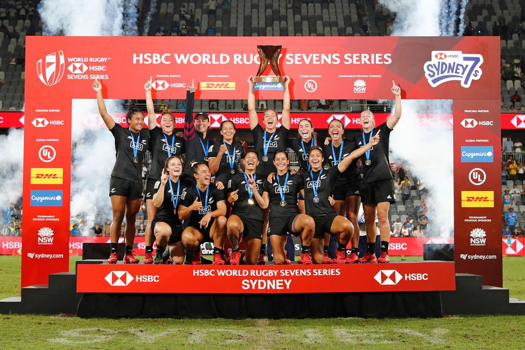 Black Ferns otra vez